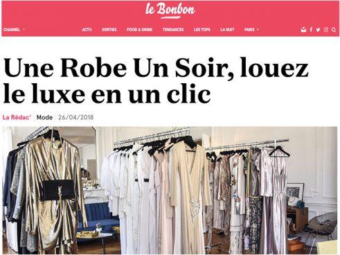 Le Bonbon talks about us