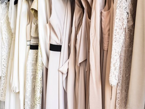 Grazia discovers luxury clothing and handbag rental service Une Robe Un Soir
