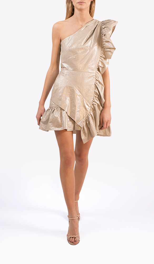 Location robe Isabel Marant Lavern Metallic - Une Robe Un Soir