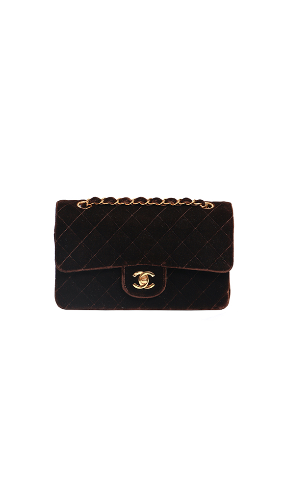 Location Sac Chanel Timeless Velours - Une Robe Un Soir