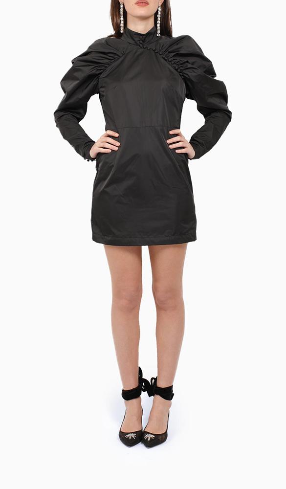 Location robe ROTATE Mini Satin - Une Robe Un Soir