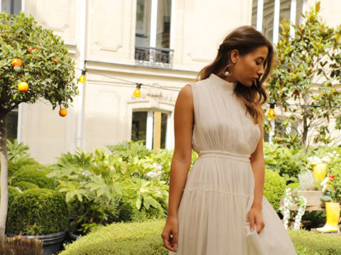 La location de robes de mariée