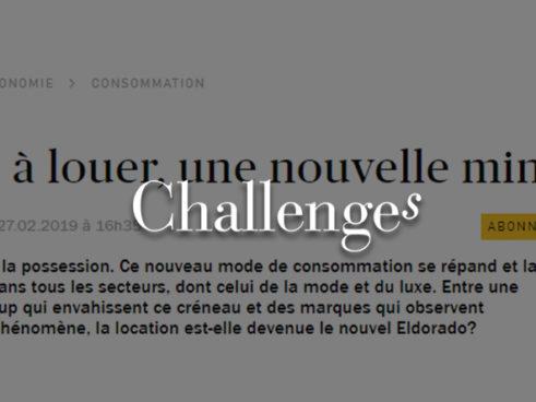 Une Robe Un Soir dans Challenges