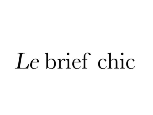 Le Brief Chic