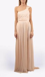 Location robe Elisabetta Franchi Blush - Une Robe Un Soir