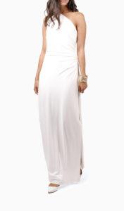 Location robe ralph Lauren One Shoulder - Une Robe Un Soir
