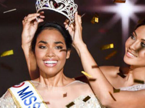 Une Robe Un Soir habille Miss France !